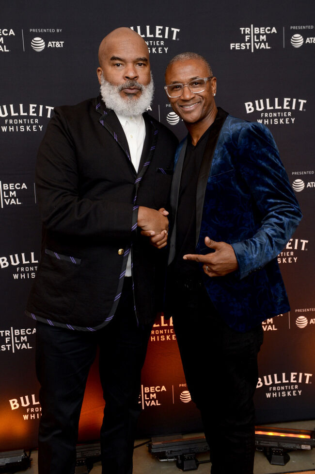 """Bulleit Celebrates 25th Anniversary Of """"In Living Color"""" At Bulleit 3D Printed Frontier Lounge At Tribeca Film Festival"""