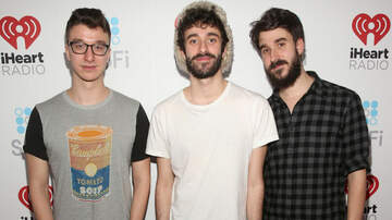 iHeartRadio Music News - AJR Discuss The Importance Of Taking Little Breaks From Music
