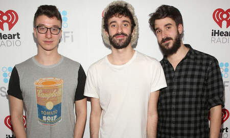 Trending - AJR Discuss The Importance Of Taking Little Breaks From Music