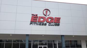 Photos - Ashley and KC101 at Edge Fitness in Bristol on 4/30/19