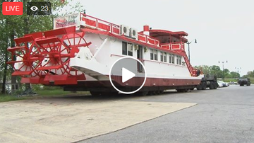 Hurley - WATCH LIVE: The Pride of the Susquehanna is Launched in Harrisburg