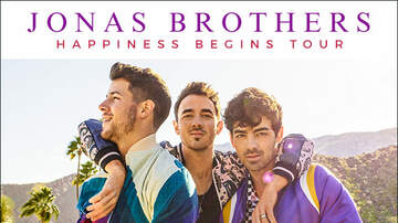 None - Jonas Brothers: Happiness Begins Tour Show #2 - 104.7 KISS FM