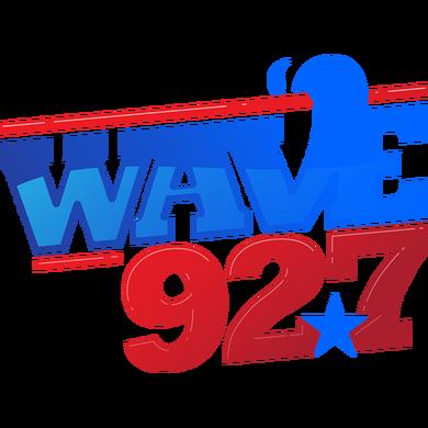 Wave 92.7 logo