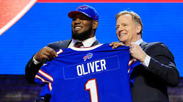 Bob Matthews' Column - Matthews: Ed Oliver Is Only The 19th Buffalo Top-10 Draft Pick In 53 Years