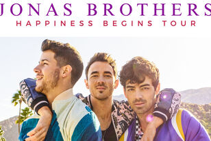 Jonas Brothers Happiness Begins Tour Raleigh