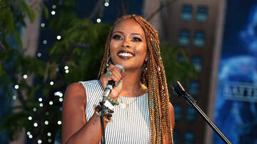 ya girl Cheron - Eva Marcille Sterling is expecting baby number 3!