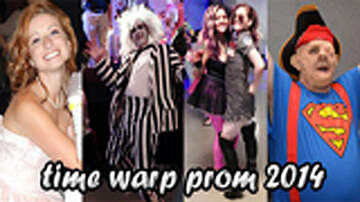 MIX 98.9 Time Warp Prom - MIX 98.9 Time Warp Prom 2014 Video