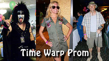 MIX 98.9 Time Warp Prom - MIX 98.9 Time Warp Prom 2013 Video!