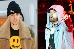 Justin Bieber Says Eminem Doesn't Understand The New Generation Of Rap
