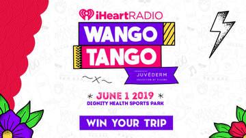 Reglas del Concursos - Listen To Win Tickets To Our iHeartRadio Wango Tango!