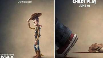 Lady La - The New 'Child's Play' Poster Kills Woody From Toy Story