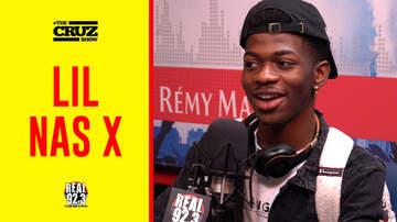 The Cruz Show - Lil Nas X Talks About Country Trap, Dave East, Rising Fame & What's Next