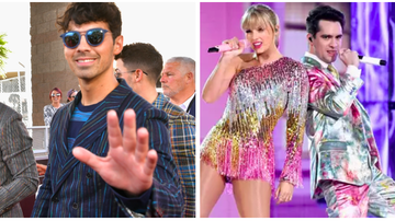 "Ryan Seacrest - Joe Jonas Dancing to Taylor Swift's ""ME!"" Is a Total Mood: Watch"