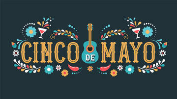 Leigh Ann and Jeremy - Where To Find Freebies And Deals on Cinco De Mayo in DFW