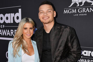 Kane Brown & Wife Katelyn Reveal Gender Of Baby On BBMAs Red Carpet