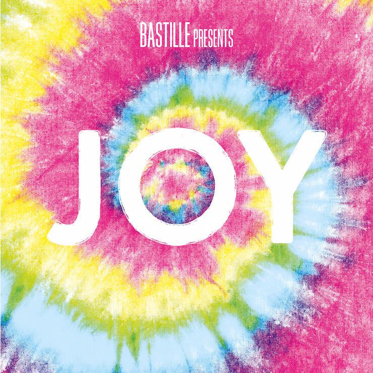 """Bastille """"Joy"""" Cover Art"""