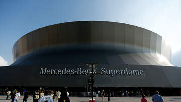 Louisiana Sports - Governor Talks Superdome Renovation, New Saints Lease