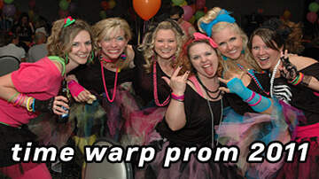 MIX 98.9 Time Warp Prom - MIX 98.9 Time Warp Prom 2011 Video