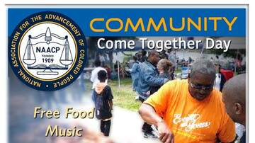 Yolanda Neely - NAACP's Community Come Today Day May 18th!