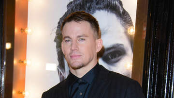 Traci James - Channing Tatum lost a game of Jenga and we won!  Check out his pic....
