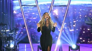 Maxwell - Ciara, Khalid And More Share Their Favorite Mariah Carey Song at the BBMAs