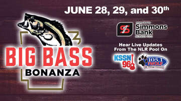 None - The 2019 Arkansas Big Bass Bonanza
