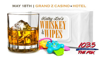 The Rick Lewis Show - Whiskey & Wipes