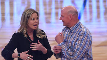 Lunchtime with Roggin and Rodney - Would Jeanie Buss Ever Sell The Lakers?