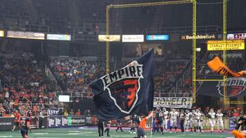 For the Love of Sports with Zach Harris - Albany Empire's Home Opener Highlights