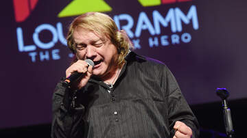 Sean McDowell - Happy Birthday To One Of Rock's Great Lead Singers, Lou Gramm.
