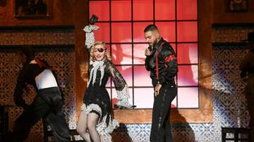 Yako - La Presentación De Madonna Y Maluma Costó 5 Millones