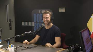 Bobby Bones - Derek Hough Details First Time Dancing With J-Lo and Awkward Hair Mess-Up