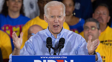 Simon Conway - As his staffers physically block reporters, what is Joe Biden afraid of?