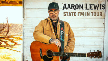 None - Aaron Lewis State I'm Tour