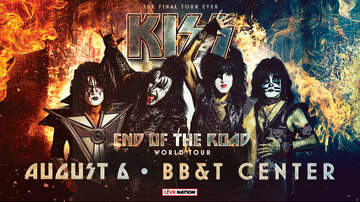 Contest Rules - KISS Ticket Takeover