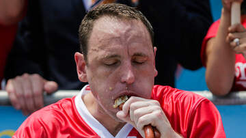 Leland Conway - Champion Eater Joey Chestnut Defends Mutton Crown In Owensboro