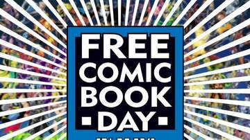 Kyle McMahon Blog - Where To Go For Free Comic Book Day (May 4th)