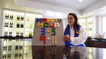Angie Martinez - Lego-Themed 'Brick Bar' Coming To NYC This June