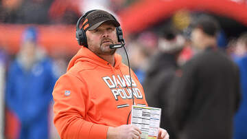 Browns Coverage - Freddie Kitchens Sits Down for Q&A with the Cleveland Media