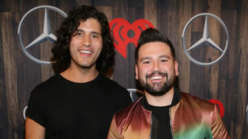iHeartCountry Festival - Dan + Shay Talk Performing At Joe Jonas & Sophie Turner's Vegas Wedding