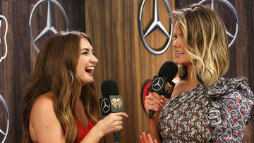 Mercedes-Benz Interview Lounge - Tenille Townes Is 'Freaking Out' About Joining Miranda Lambert's Tour