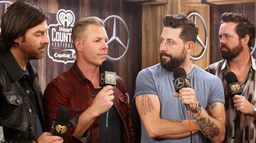Mercedes-Benz Interview Lounge - Old Dominion Tells All About New Songwriting Show 'Songland'