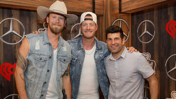 Mercedes-Benz Interview Lounge - Florida Georgia Line Promises To 'Bring The Party' For Summer Tour
