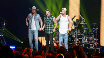 iHeartCountry Festival - Florida Georgia Line Surprises iHeartCountry Fest With Morgan Wallen Collab
