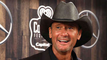 iHeartCountry Festival - Tim McGraw Reveals His Fitness Secrets