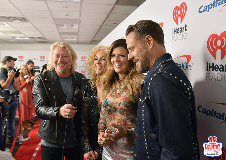 2019 iHeartCountry Festival Presented By Capital One - Red Carpet