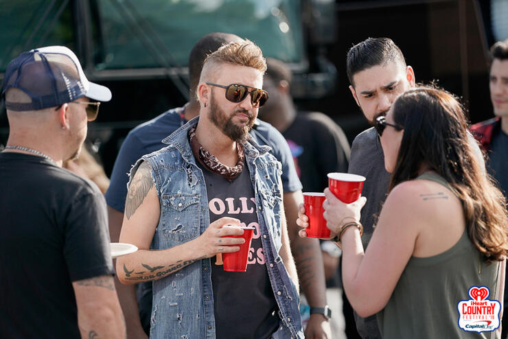 2019 iHeartCountry Festival Presented By Capital One - Backstage