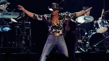 iHeartCountry Festival - Tim McGraw Caps Birthday Week With Hits-Filled iHeartCountry Performance