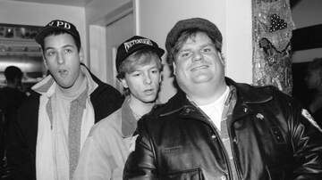 Dan Barreiro - Adam Sandler's Tribute to Chris Farley