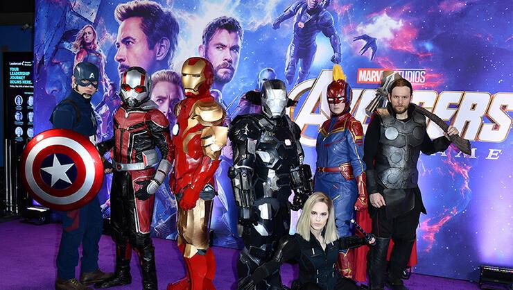 'Avengers: Endgame' Canadian Premiere